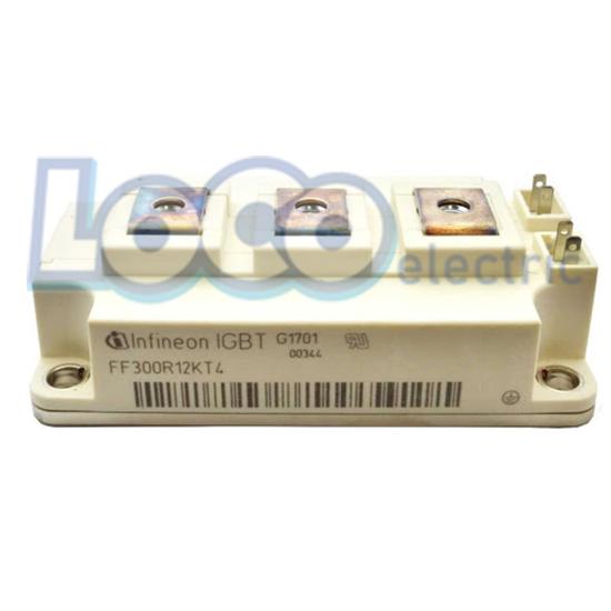 IGBT دوبل 300 آمپر 1200 ولت اینفنیون FF300R12KT4