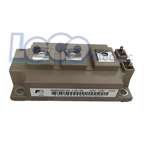 IGBT دوبل 200 آمپر 1700 ولت فوجی 2MBI200VH-170-50