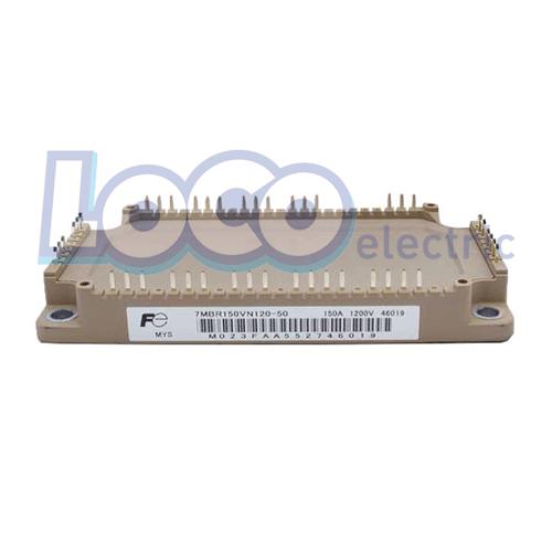 IGBT هفت تایی 150 آمپر 1200 ولت فوجی 7MBR150VN120-50
