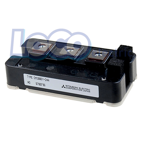 IGBT دوبل 100 آمپر 1200 ولت میتسوبیشی CM100DY-24A
