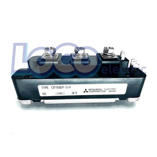 IGBT دوبل 150 آمپر 1200 ولت میتسوبیشی CM150DY-24A
