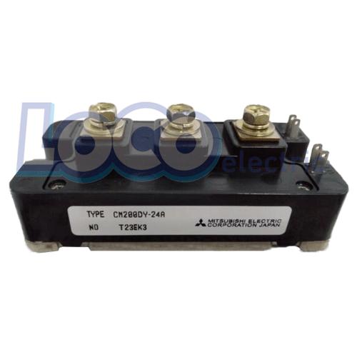 IGBT دوبل 200 آمپر 1200 ولت میتسوبیشی CM200DY-24A