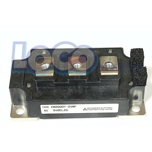 IGBT دوبل 200 آمپر 1200 ولت میتسوبیشی CM200DY-24NF
