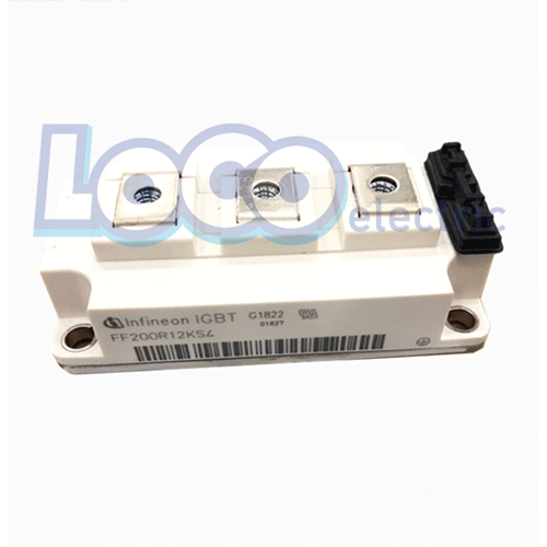 IGBT فست دوبل 200 آمپر 1200 ولت اینفنیون FF200R12KS4