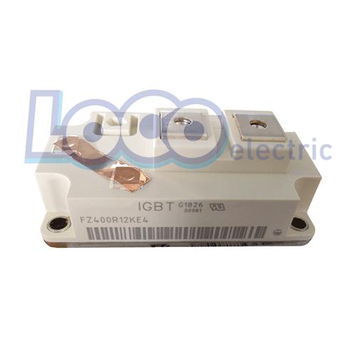 IGBT تک 400 آمپر 1200 ولت اینفنیون FZ400R12KE4