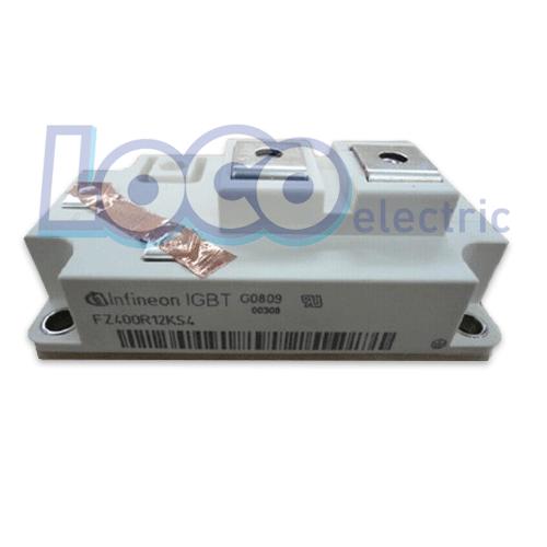 IGBT تک 400 آمپر 1700 ولت اینفنیون FZ400R17KE3