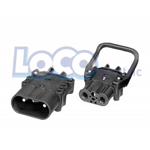 سوکت لیفتراک ۱۶۰ آمپر ۱۵۰ ولت PROCONECT NF160