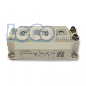 IGBT دوبل 300 آمپر 1200 ولت سمیکرون SKM300GB12E4