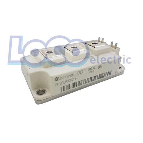 IGBT دوبل 300 آمپر 1200 ولت اینفنیون FF300R12KE4