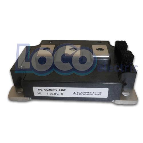 IGBT دوبل 400 آمپر 1200 ولت میتسوبیشی CM400DY-24NF